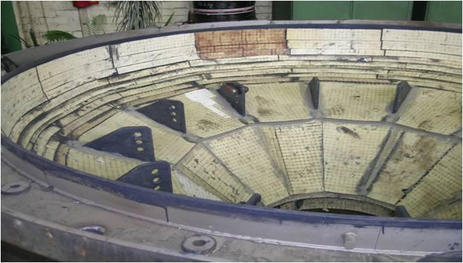 Бункер для обезвоживания