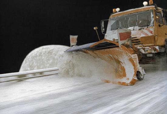 Скребки для снегоуборочной техники