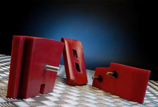 Скребки и лопатки к смесителям бетона