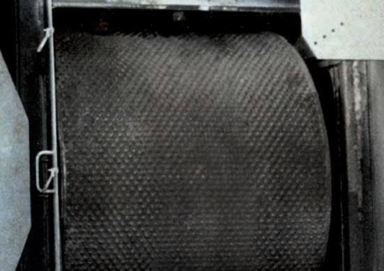 Валок валковой мельницы высокого давления (Роллер-Пресса)