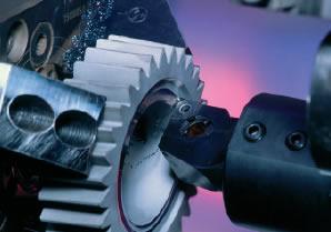 Обработка закалённых сталей, чистовая обработка