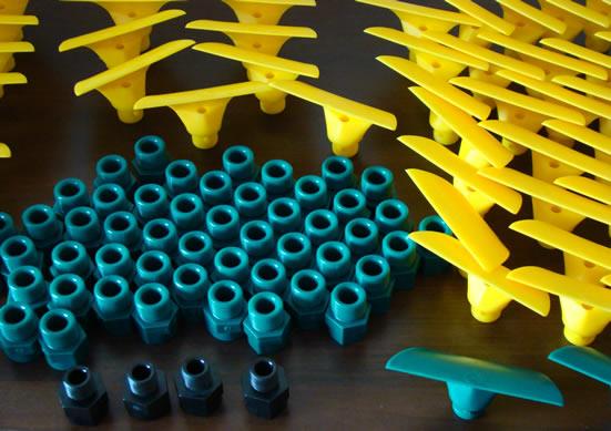 Оросители Aquaplast с быстрым разъёмом