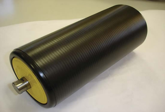 Конвеерный ролик EU-Roller, сделанный из пластика HDPE