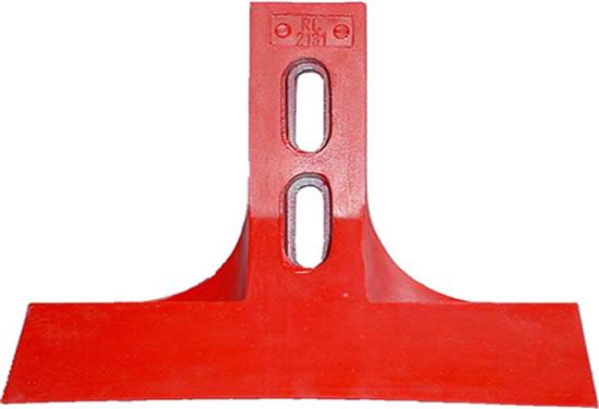 Лопатка RECA RC2131 для смесителя бетона планетарного типа Schlosser Pfieffer