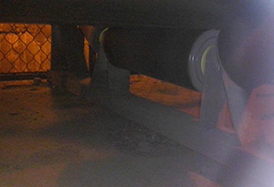 Ролики EU-Roller на тестировании в Доменном цехе металлургического комбината