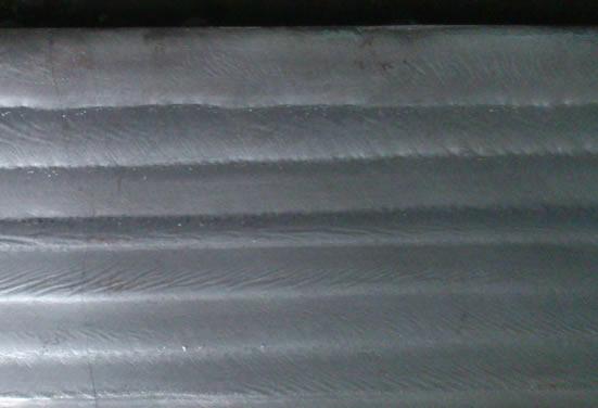 Износостойкий лист с низким коэффициентом поверхностного трения