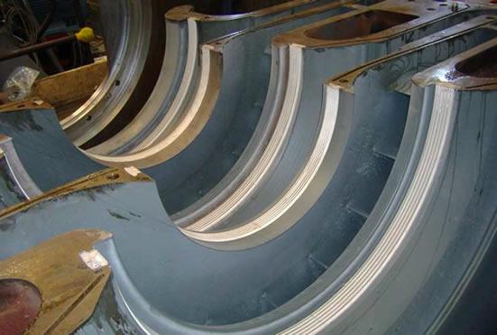 Изнашиваемые диски для турбокомпрессоров